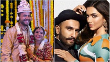 Deepika Padukone and Ranveer Singh May Not Share Wedding Pics With Fans, but Comedian Sapan and Wife Do!
